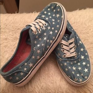 Girls Star Shoes